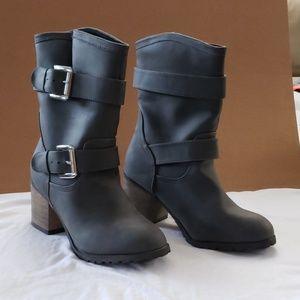 Diba boots - Gray 7.5